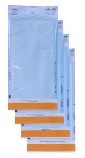 пакеты для стерилизации пик пак инструкция